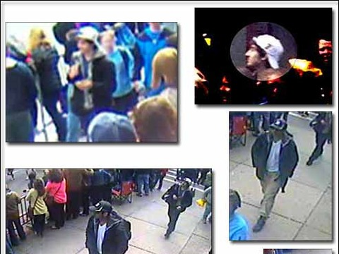 FBI Releases Video of Suspects in Boston Bombings
