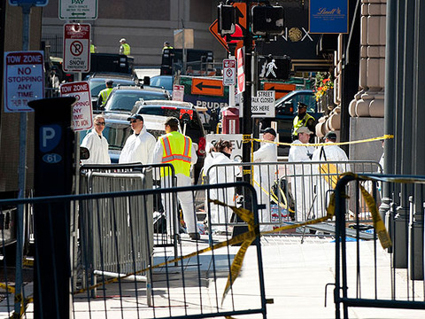 Boston Bombing Suspects ID'd? Image Yields Answers