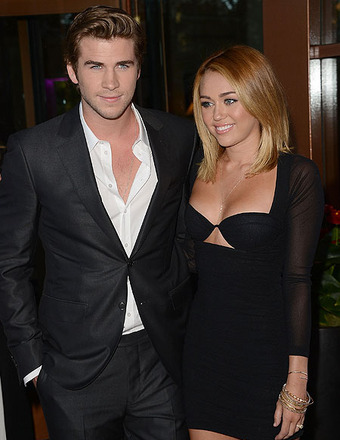 Miley Cyrus and Liam Hemsworth: Let's Hold Off on the Wedding
