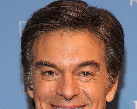 Dr. Oz Offers Post-Traumatic Stress Advice to Boston Bombing Victims