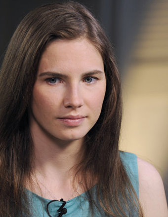 Amanda Knox 'Paralyzed' by Anxiety, Considered Suicide