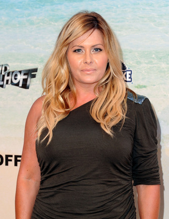 Nicole Eggert Hospitalized After 'Splash' High-Dive