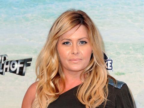 Nicole Eggert Hospitalized After 'Splash' High-Dive