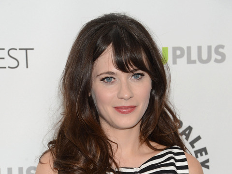 Zooey Deschanel Captioned as Boston Bombings Suspect