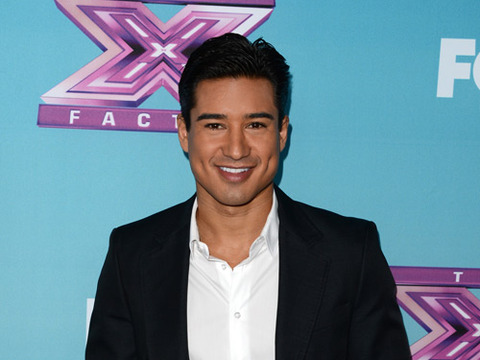 Mario Lopez Will Return as 'X Factor' Host