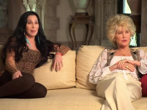 Cher and Mom Talk Sex, Virginity, Saving Yourself for Marriage