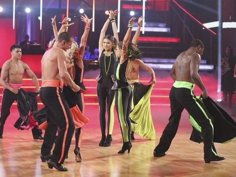 'DWTS' Elimination: Another Goes Home in Week 6