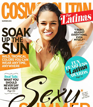 Michelle Rodriguez Talks 'Sex for Pleasure' and 'Manly Men'