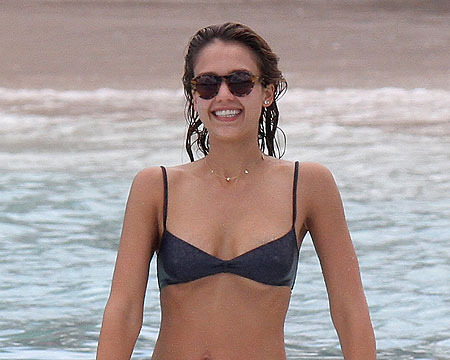 Jessica Alba's Post-Baby Body Secret: 'A Double Corset'