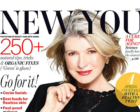 Martha Stewart on Being 70: 'We Have a New Generation'