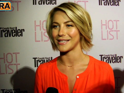 Travel Guide: Julianne Hough on Romantic Getaways and Stealing Towels