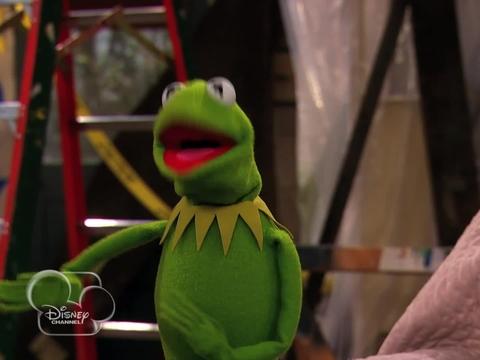 Sneak Peek! Muppets Guest Star on 'Good Luck Charlie'