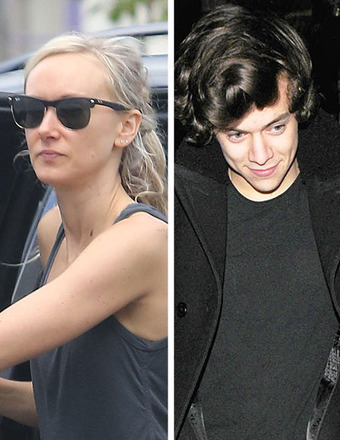 Are Kimberly Stewart and Harry Styles Dating?