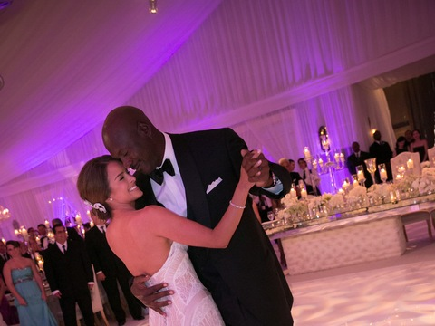 Wedding Details: Meet Michael Jordan's New Bride!