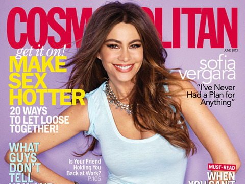 Sofia Vergara Talks Baby: 'I Will Have to Use a Surrogate'