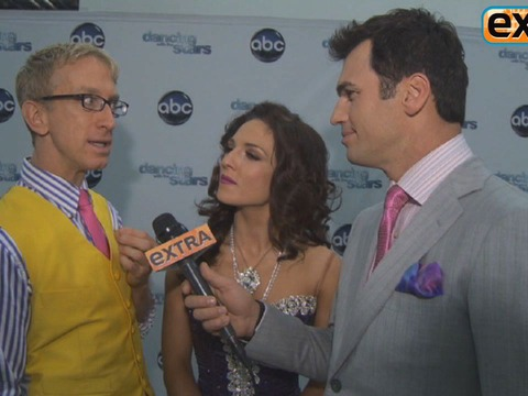 'DWTS': Contestants Express Emotion for Boston Bombing Victim
