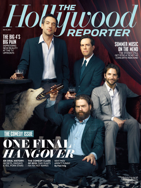 The Dudes of 'The Hangover Part III'
