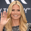 Heidi Klum Explains New Ring, 'Not Engaged'