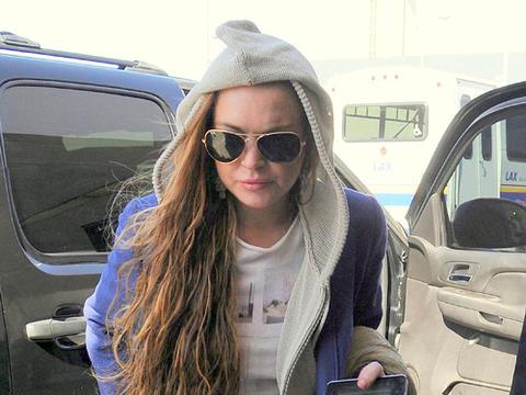 The Latest: Lindsay Lohan's Rehab Drama