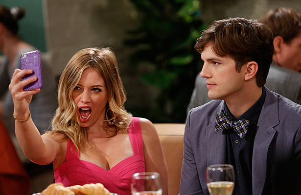 Hilary Duff on 'Men' Character: 'She's a Little Sex-Crazed Junkie!'