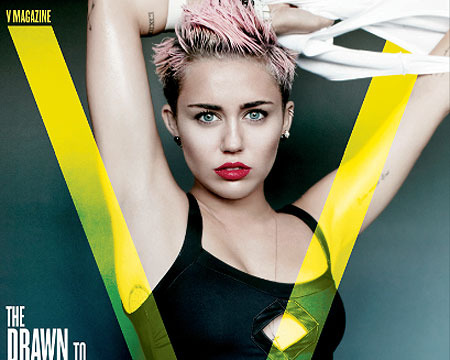 Miley Cyrus Shows Serious Skin on Sexy Magazine Cover