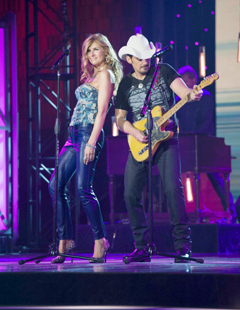 Brad Paisley Shows Up In 'Nashville'