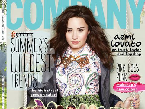 Demi Lovato on Friends, Romance Rumors and Simon Cowell