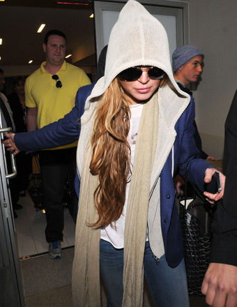 Finally, Lindsay Lohan Checks Into Rehab
