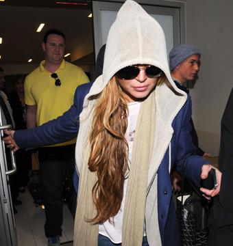 Finally, Lindsay Lohan Checks Into Rehab