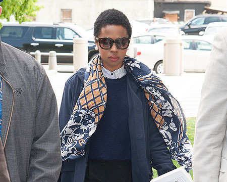 Extra Scoop: Lauryn Hill Sees Prison Time for Failing to Pay Taxes