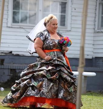 'Honey Boo Boo' Wedding Album: Mama June and Sugar Bear's Big Day