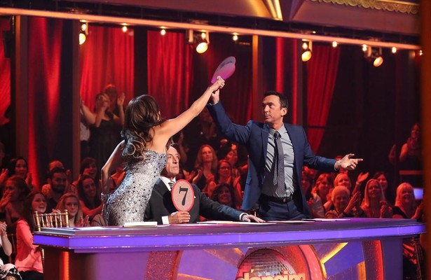 'DWTS' Recap: Judge Meltdown and Romance Rumors