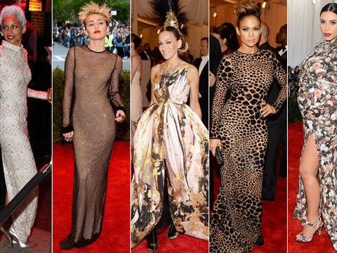 Vote! Who Was Best-Dressed at the Met Costume Gala?