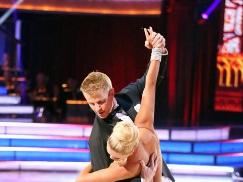 'DWTS' Elimination: Sean Lowe is Done with 'Dancing'