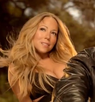 Video! Mariah Carey is '#Beautiful'