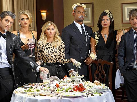 ABC Cancels Five Shows