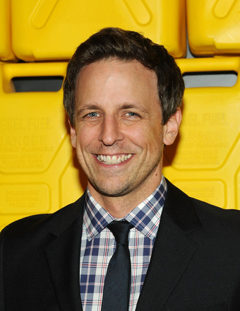 Seth Meyers to Replace Jimmy Fallon on 'Late Night'