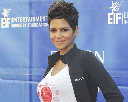 Halle Berry on Pregnancy: Daughter Nahla's Wish Come True