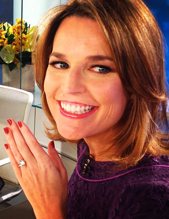 Savannah Guthrie Engaged to Mike Feldman