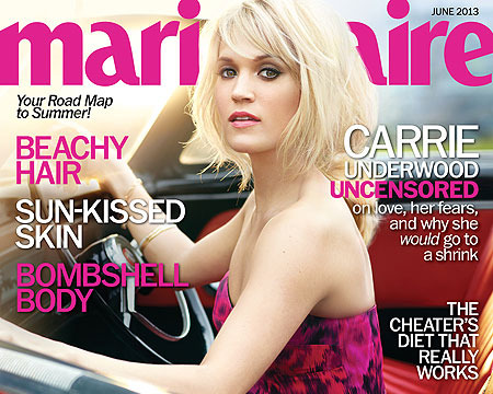 Carrie Underwood on Having Kids: 'I Don't Feel Old Enough'