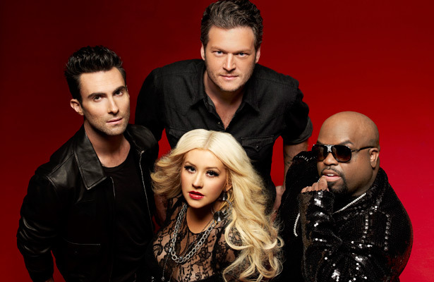 Christina Aguilera Returning to 'The Voice,' But What About Cee Lo?