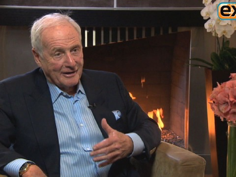 Video! Producer Jerry Weintraub Talks 'Behind the Candelabra'
