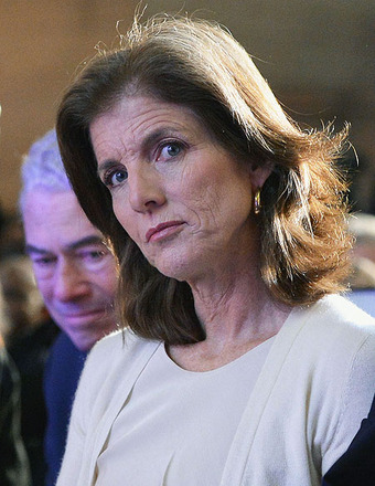Caroline Kennedy Picked for Jury Duty