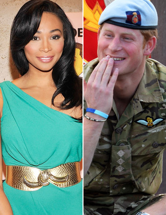 Royal Crush! Miss USA Wants to Marry Prince Harry