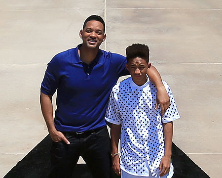 Will Smith on Making 'After Earth' with Son Jaden