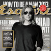 Brad Pitt's Esquire Confession: 'I Have Very Few Friends'