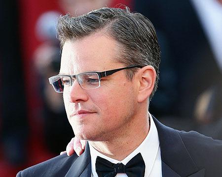 Matt Damon on Angelina Jolie's Brave Decision