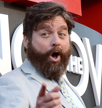 Fun Facts About 'Hangover 3' Star Zach Galifianakis