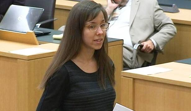 Live Streaming Video! Jodi Arias Returns to the Court Room