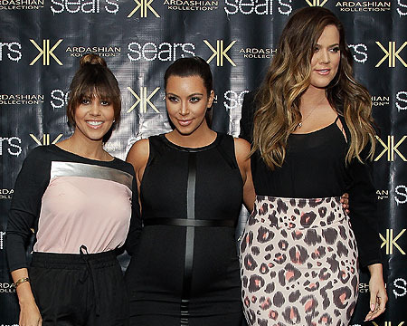 Khloe Kardashian Defends Big Sis Kim: 'She Looks Beautiful'